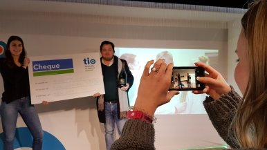 Winnaar project Hotel- en Eventweek