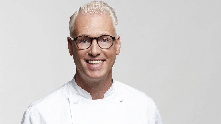 Masterclass with master chef Rudolph van Veen