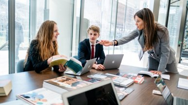 Master of Business Administration studieprogramma