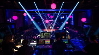 Gave eventstage bij SpinAwards
