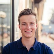 Tom van den Berg | Student International Business