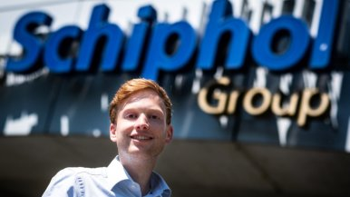 Marketingstage bij Schiphol Group