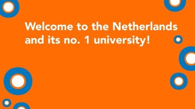Want to study in the Netherlands?